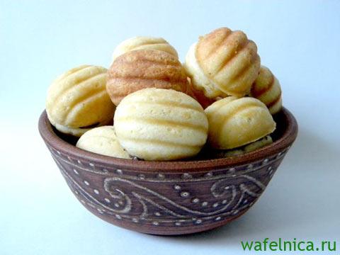 Рецепты орешков