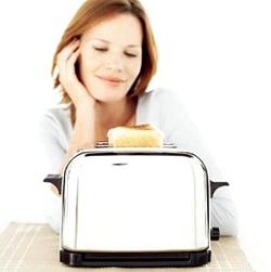 Тостер для поджаривания хлеба