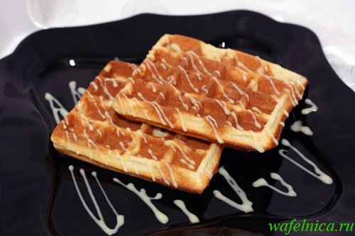 бельгийские вафли рецепт приготовления