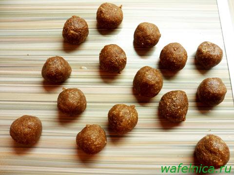Конфеты-шарики