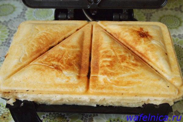 Как в домашних условиях приготовить сэндвич