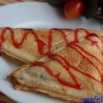 Вкусный и простой сэндвич к завтраку в домашних условиях